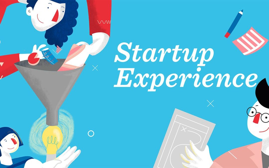 Startup Experience – Register Now!