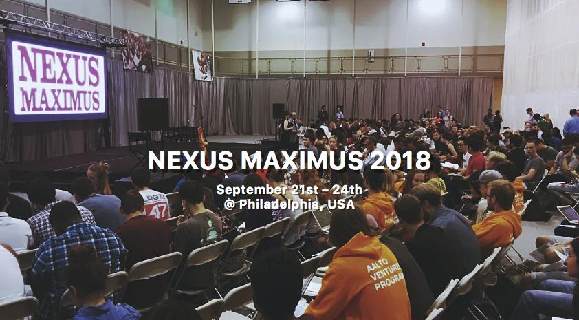 Nexus Maximus 2018