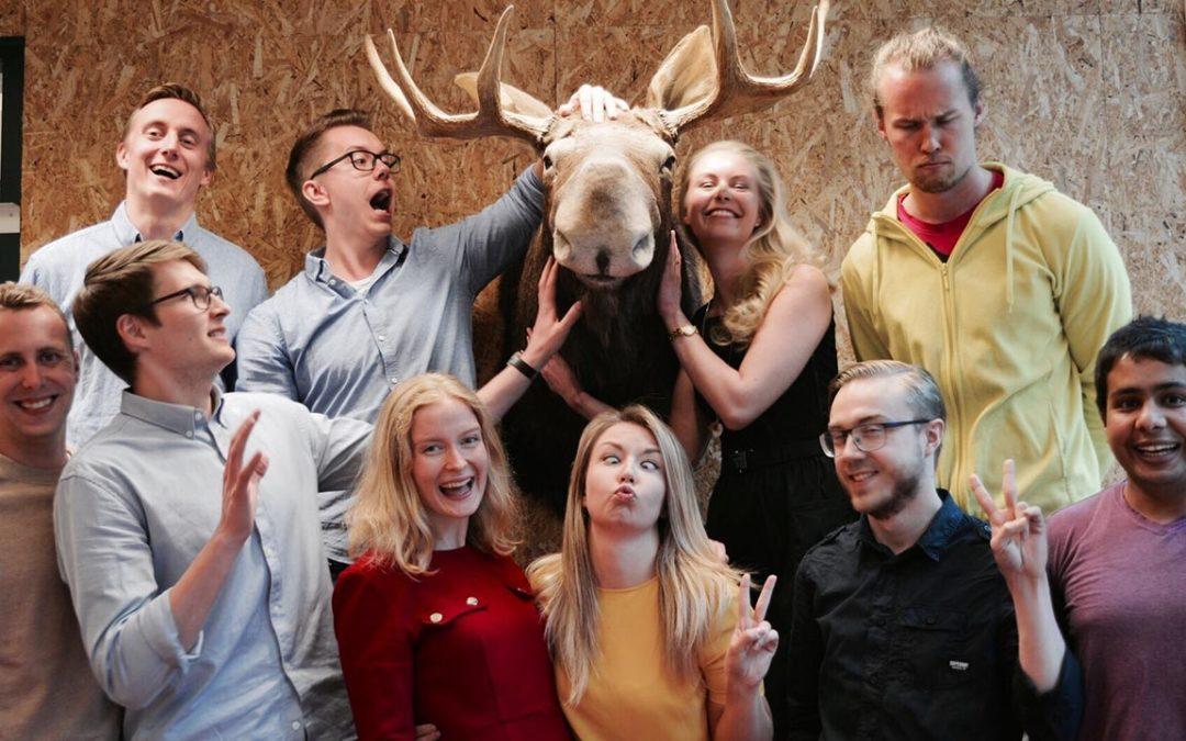Behind The Scenes: Aalto Fellows