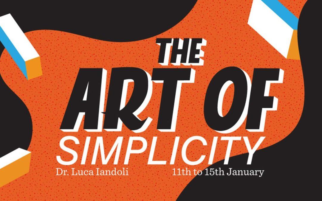 Art of Simplicity