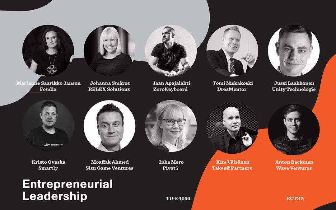Entrepreneurial Leadership – Register Now!