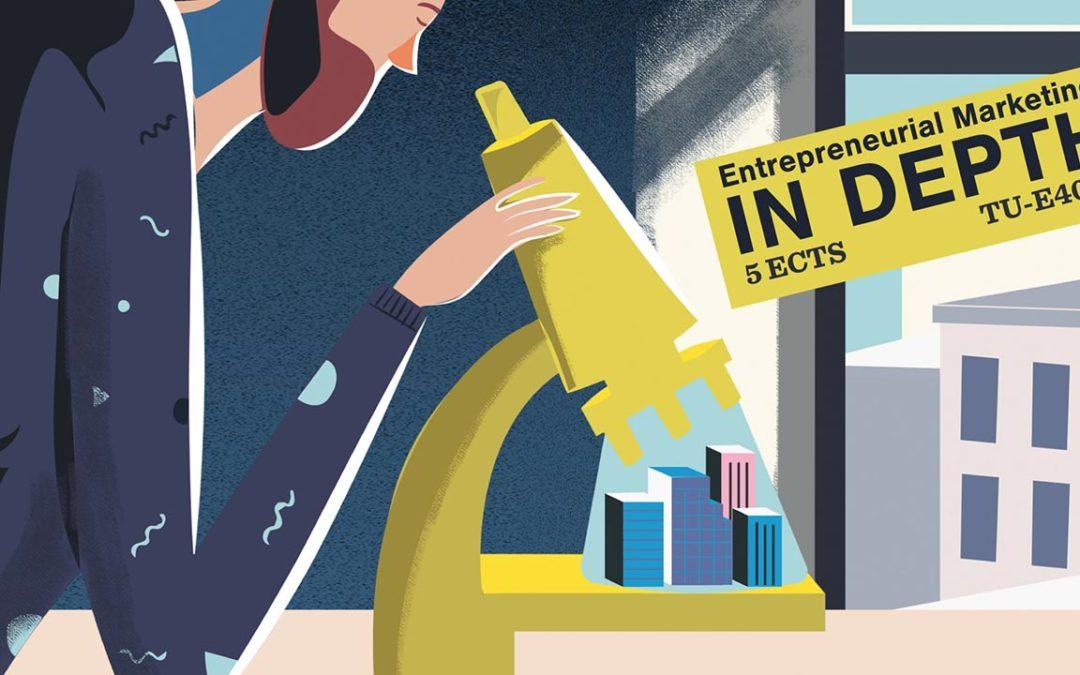 Entrepreneurial Marketing – Register Now!