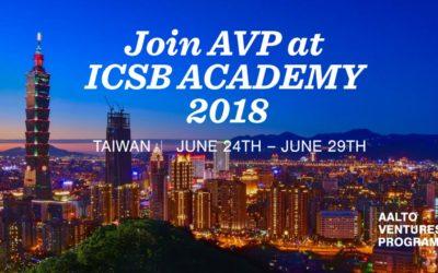ICSB Academy 2018