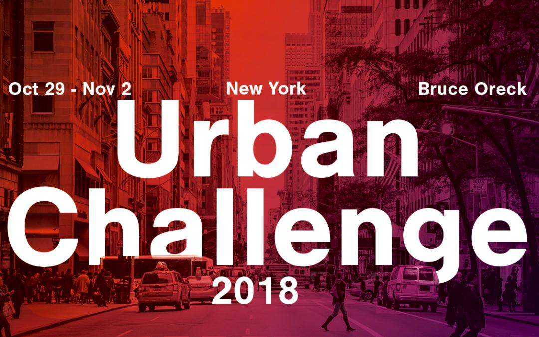 Urban Challenge 2018