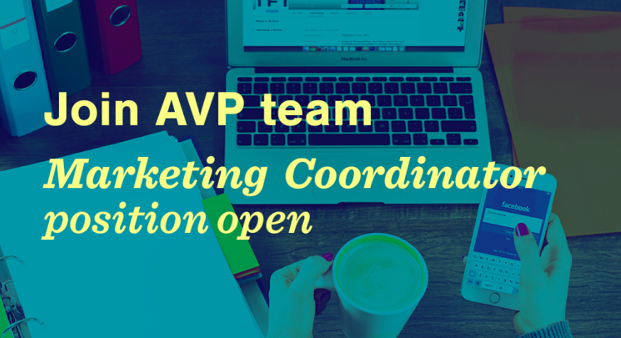 Hands-on marketing coordinator, we want you!