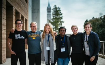 Successful week at Berkeley Bootcamp