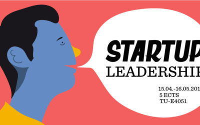 Register now for Startup Leadership!