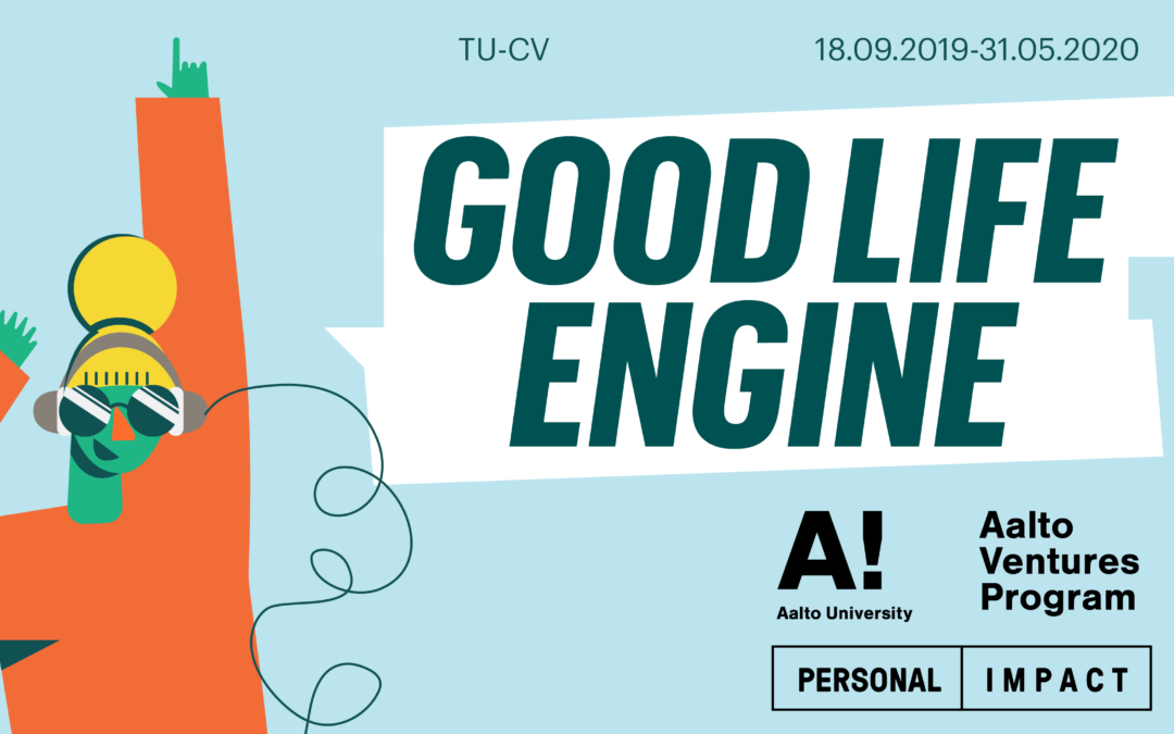 Register now for Good Life Engine!
