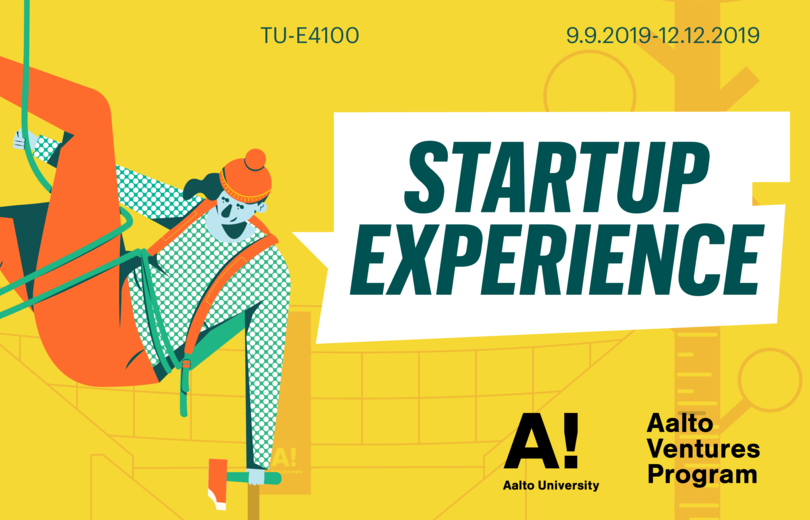 Register now for Startup Experience fall 2019 edition!