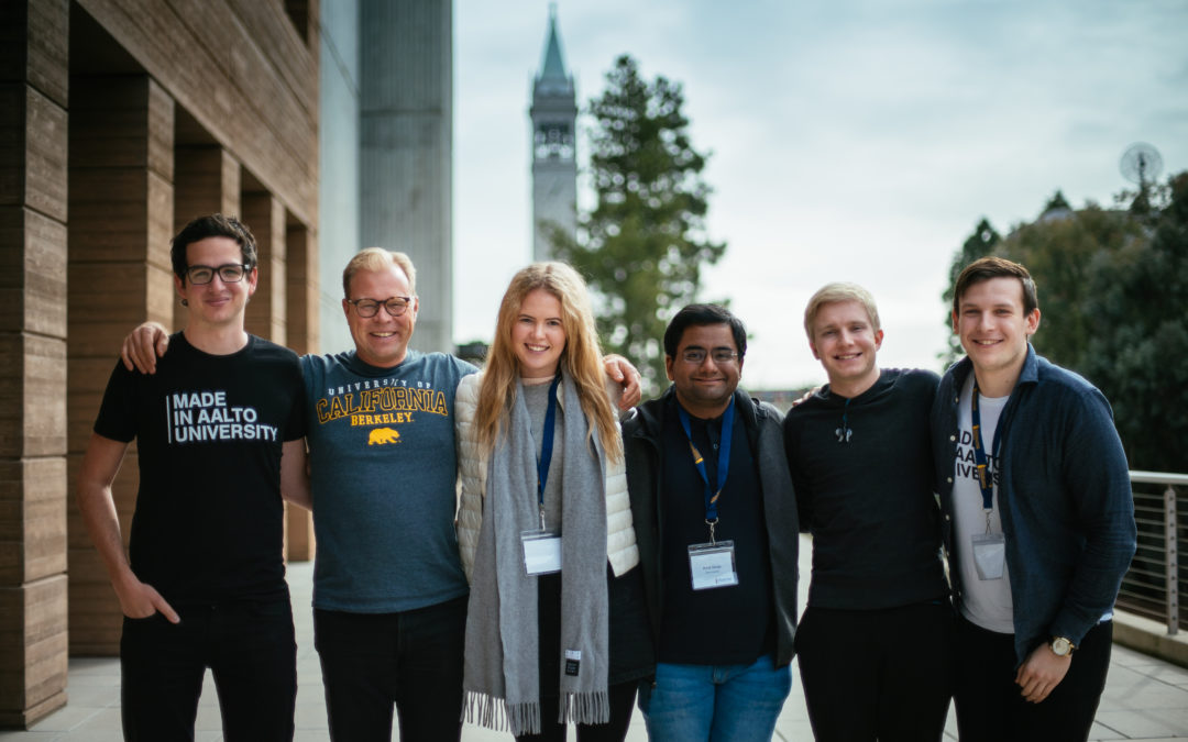Join AVP at the Berkeley Method of Entrepreneurship Bootcamp!