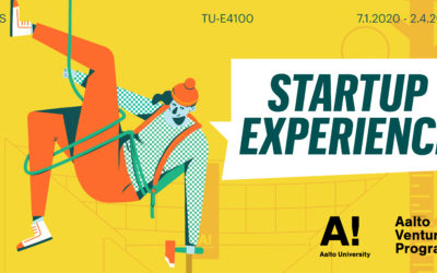 Register now for Startup Experience spring 2020!