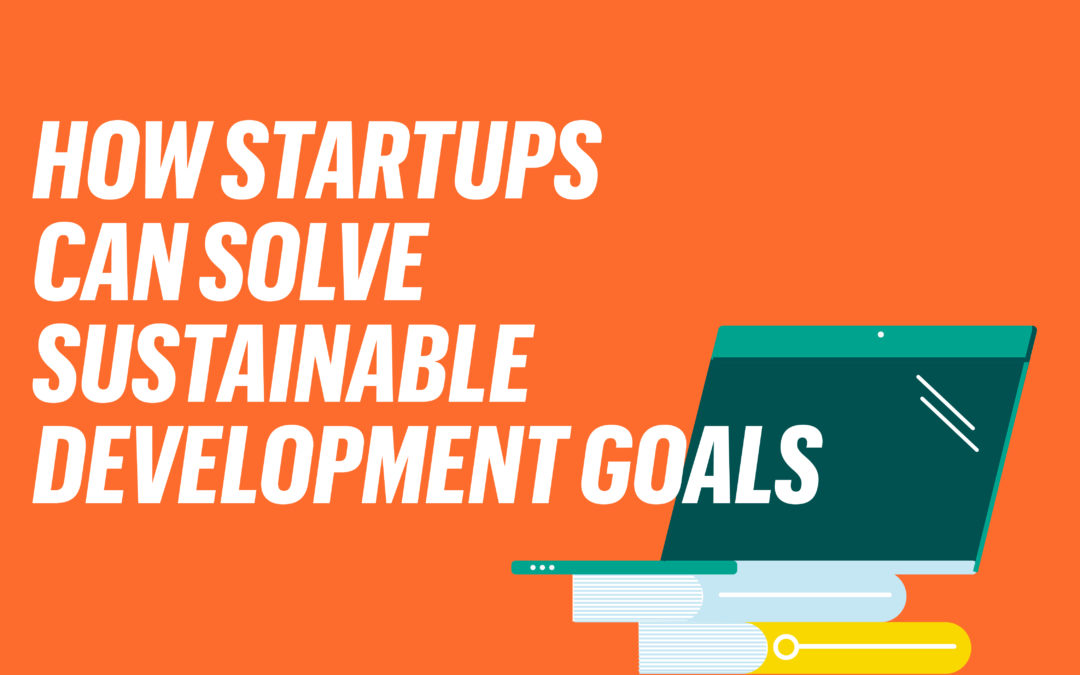 How Startups Can Solve Sustainable Development Goals