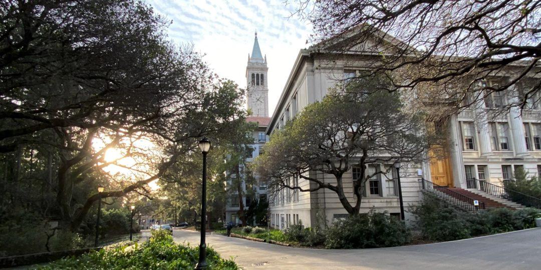 UC Berkeley campus area